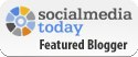 Featured blogger at Social Media Today